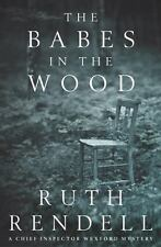 The Babes in the Wood by Ruth Rendell HC DJ (JLX)