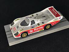 AFX custom Porsche 962, Sears Point Winner 1987 Jochen Mass BODY ONLY