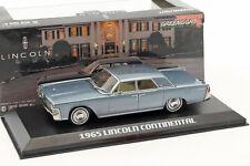 Lincoln Continental Baujahr 1965 madison grau 1:43 Greenlight