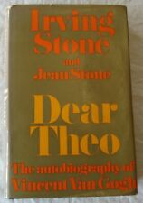 DEAR THEO  AUTOBIOGRAPHY OF VINCENT VAN GOGH I & J STONE (HB  CASSELL & CO 1973)