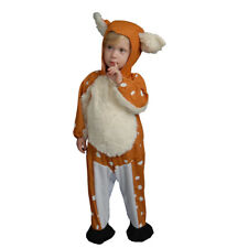 Sweet Baby Fawn Fancy Costume By Dress up America