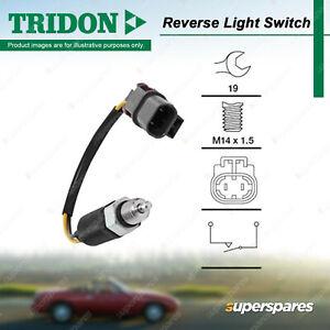 Tridon Reverse Light Switch for Nissan Navara D40 2.5L 4.0L DOHC 16V 24V