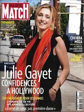PARÍS MATCH nº3591 08/03/2018 Julie Gayet_Oscars_César_Stephen King_