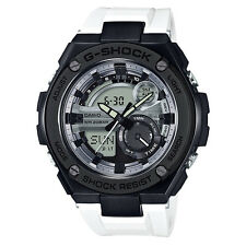 CASIO G-SHOCK G-STEEL WATCH GST-210B-7A FREE EXPRESS BLACK x WHITE GST-210B-7ADR
