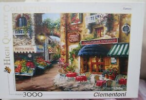 Clementoni 3000 piece jigsaw Puzzle