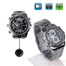 Spy Wrist Watch 4GB Mini Hidden Camera Record Video DVR DV Camcorder