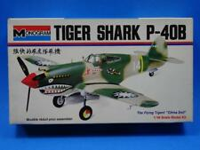 MONOGRAM TIGER SHARK P-40B 1/48 SCALE NEW.