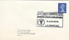 (34082) GB CLEARANCE Cover Housing and Planning Federation Liverpool 2 Jun 1972