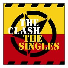 THE SINGLES - THE CLASH (CD)