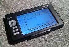 Genuine rare Nokia N770 Internet Tablet Linux PC Touchscreen