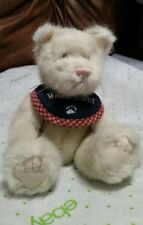"""Boyds Bear cat 8"""" Robyn Purrsmdre """"What Bird"""" jointed stuffed animal collectible"""