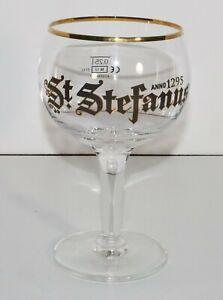 St Stefanus Beer Glass Belgium Chalice