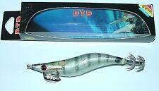 NEW DTD Squid Jig Real Fish Oita SOUND EFFECT Size 3 90 mm SARGO totanara