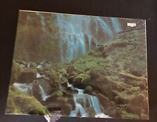 Proxy Falls 550 pc jigsaw puzzle Vintage The Puzzle Collection New Sealed