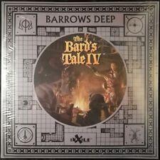 Bard's Tale 4 IV : Barrows Deep - Vintage Album Style - Brand New * SEALED