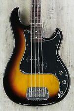 G&L Tribute Series Lb-100 4 String Electric Bass 3 Tone Sunburst BRAND