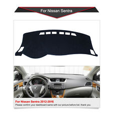 Fits For Nissan Sentra 2012-2016 DashMat Dash Cover Mat DashBoard Cover Fly5D