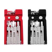 19 in 1 Steel Multi Tool Bike Kit Multitool Bicycle Combination Repair Tool