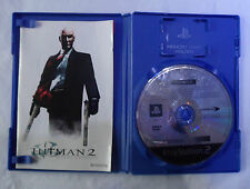 PLAYSTATION 2-HITMAN 2 SILENT ASSASSIN (PAL)