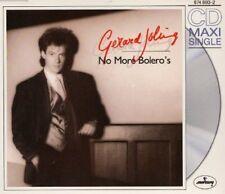 Gerard Joling No more bolero's (1989)  [Maxi-CD]