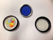 Leica Walz Clear Flash B7 C. BLUE Series Lens Filter