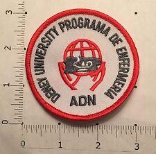 Dewey University Programa de Enfermeria SPN Patch - Puerto Rico