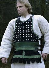 Battle Merchant Brigantine aus Leder Lederrüstung Lederharnisch Plattenrock
