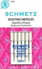 Schmetz Quilting Sewing Machine Needles Size 14/90~5 Pack