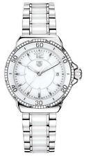 TAG Heuer Women's Ceramic Strap Wristwatches