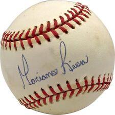 Mariano Rivera autographed baseball- Rare 1996 old signature style