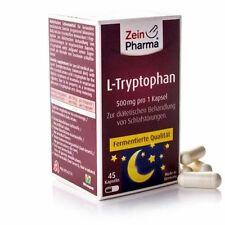 L-triptofano capsule 500mg-simile melatoni. - meglio U. addormentarsi più velocemente