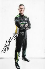 Craig Lowndes SIGNED  Autobarn Lowndes Racing Portrait   2018