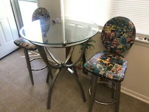 dining room set 2 chairs