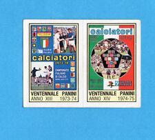 PANINI CALCIATORI 1980/81 - Figurina n.7- COPERTINE ALBUM -NEW