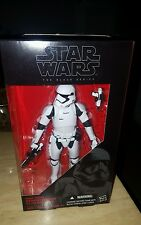 """Star Wars The Black Series 6"""" inch First Order Stormtrooper"""