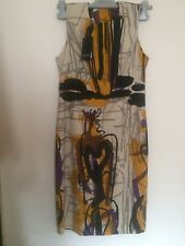 New Paul Smith Dress WithTag,Authentic,size42(USA6),Abstract.Made In Italy.