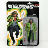 The Walking Dead Lucille Patrol Beta (Bloody) Carded Figure McFarlane Toys