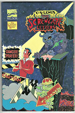 The Screwtape Letters TPB - C.S. Lewis - Marvel First Print 1994 - NOS