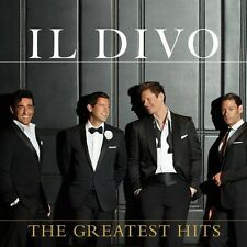 Il Divo - Greatest Hits [New CD]