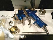 Nordson Trilogy As Paint Spray Gun Binks Devilbiss Kremlin