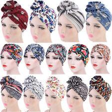 Women Hair Head Scarf Turban Cancer Hat Chemo Bandana Hijab Cap Head Wrap Cover
