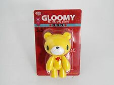 "Gloomy Bear Naughty grizzly 3.5 inch "" vinyl figure Mori Chax bloody yellow"