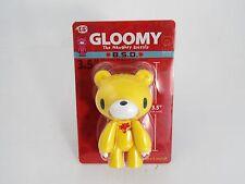 "Gloomy Bear Naughty grizzly 3.5 inch "" vinyl figure Mori Chax bloody yellow"
