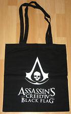 Assassins Creed 4 Black Flag promo Reusable Shopping /Carrying Bag Gamescom 2013