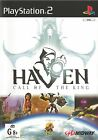 PLAYSTATION 2 HAVEN CALL OF THE KING PS2 GAME