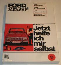 Reparaturanleitung Ford Taunus 17 M / 20 M P5, Baujahre 1964 - 1967