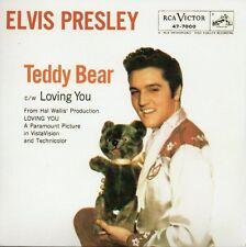 ★☆★ CD Single Elvis PRESLEY Teddy Bear 2-track CARD SLEEVE   ★☆★