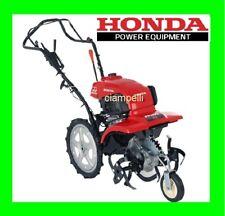 Motozappa Honda FF 300 DE GXV fresa CONTROROTANTE 45cm