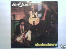 "BELL & JAMES Shakedown 7"" ITALY UNIQUE PS & B SIDE"
