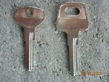 KEY BLANKS AUDI 5000 VW GOLF GTI RABBIT SCIROCCO FOX X88 PA8 X9 73VB